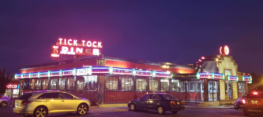 Tick Tock Diner – Clifton, NJ
